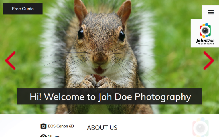 John Doe Photography