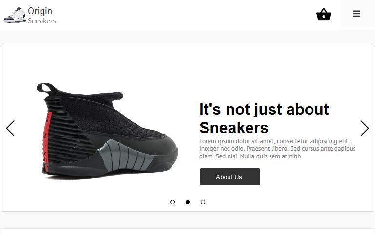 Origin Sneakers